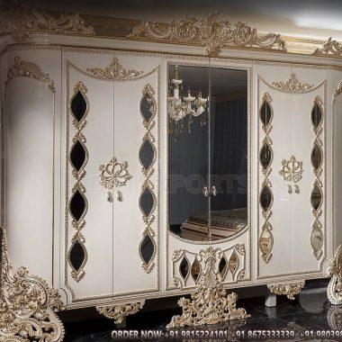 One Grand Royal Almirah (Mirror mounted)