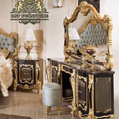 Royal Princess Teak Wood Dresser