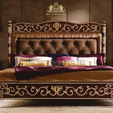 Royal Regency Handmade Bedroom Furniture Set
