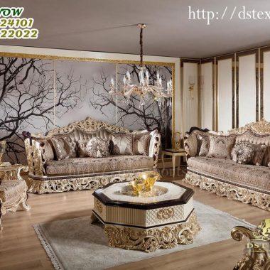 Royal Rich Look Designer Sofa Set for Living