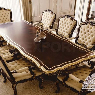 DINING TABLE 9