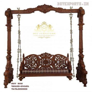 Designer High Quality Wooden Swing Jhoola