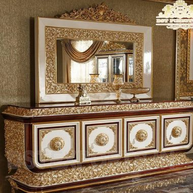 French Style Luxurious Console Table For Home