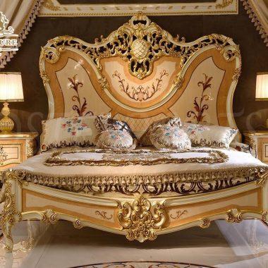 Teak Wood Beds