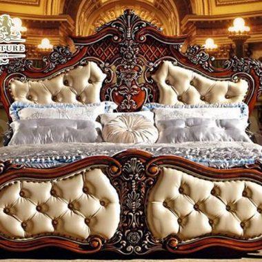 Teak Wood Beds & Bedroom Furniture