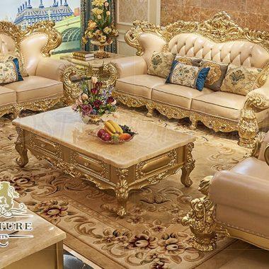 Living Room Furniture Wooden Made