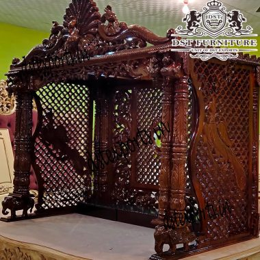 wooden temple for sale