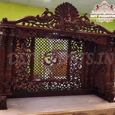 Teak wood Temple Manufacturer