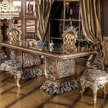 Dining Metallic Furniture