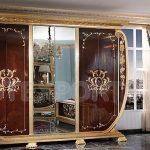 maharaja wardrobe