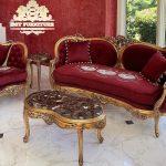 luxury carved sofa set