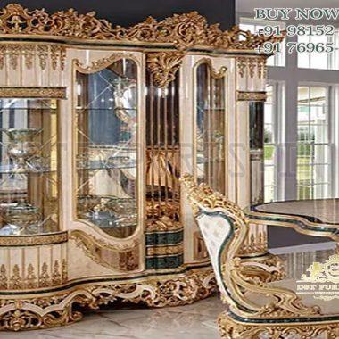 One Curio Cabinet