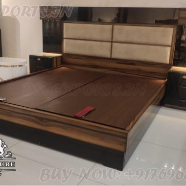 Buy King Size Double Bed With Storage