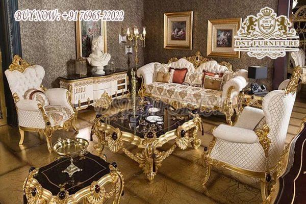Classic Style Turkish Living Room Sofa Set