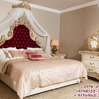 European Style Bedroom Furniture Set