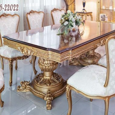 Exclusive Dining Room Furniture In Glossy Finish