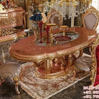 Best Luxury Hand Carved Dining Room Furniture