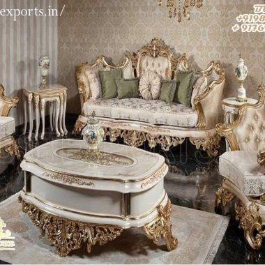 Luxury French Style Living Room Furniture