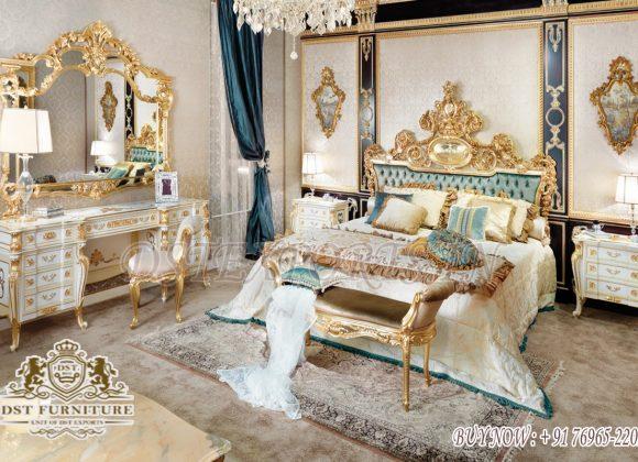 Luxury Turkish Style Bedroom Furniture Set